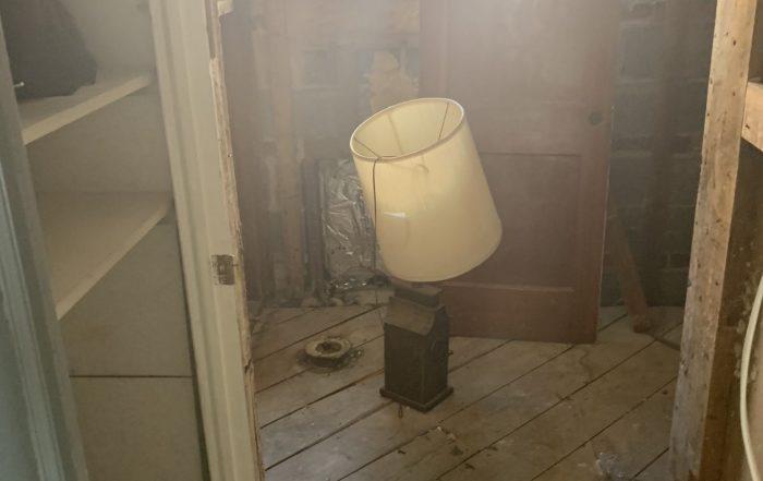 Main Level Bathroom - Gutted